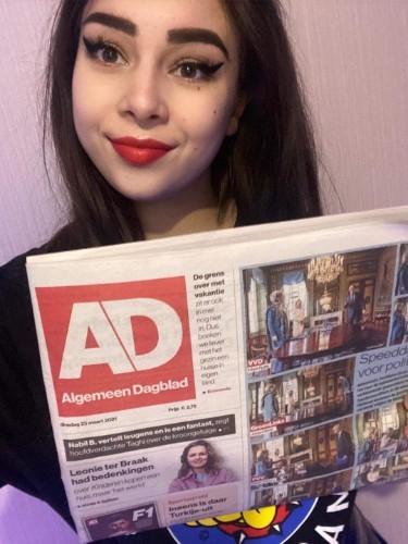 Sex advertentie van escort Clementine (22) in Tilburg - Foto: 3