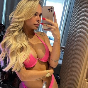 Sex advertentie van kinky escort shemale Luna (25) in Amsterdam