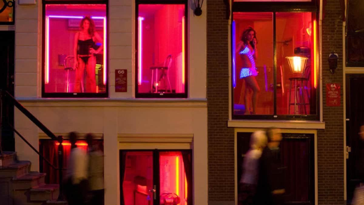 PROSTITUTIE IN NEDERLAND